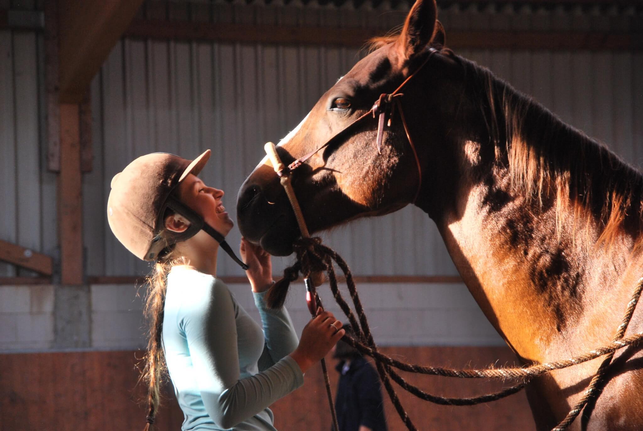 Bindungshormone und Horsemanship: Ist es für Dich genauso schön wie für mich…?