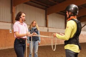 2017er-Termine für Horsemanship- und Reitkurse mit Amanda Barton stehen!