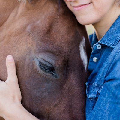 Wie wir die Zeit mit dem Pferd wirklich genießen können