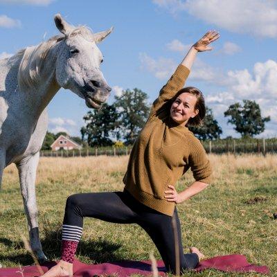 Die Schiefe des Reiters – Yoga für mehr Gleichgewicht im Sattel