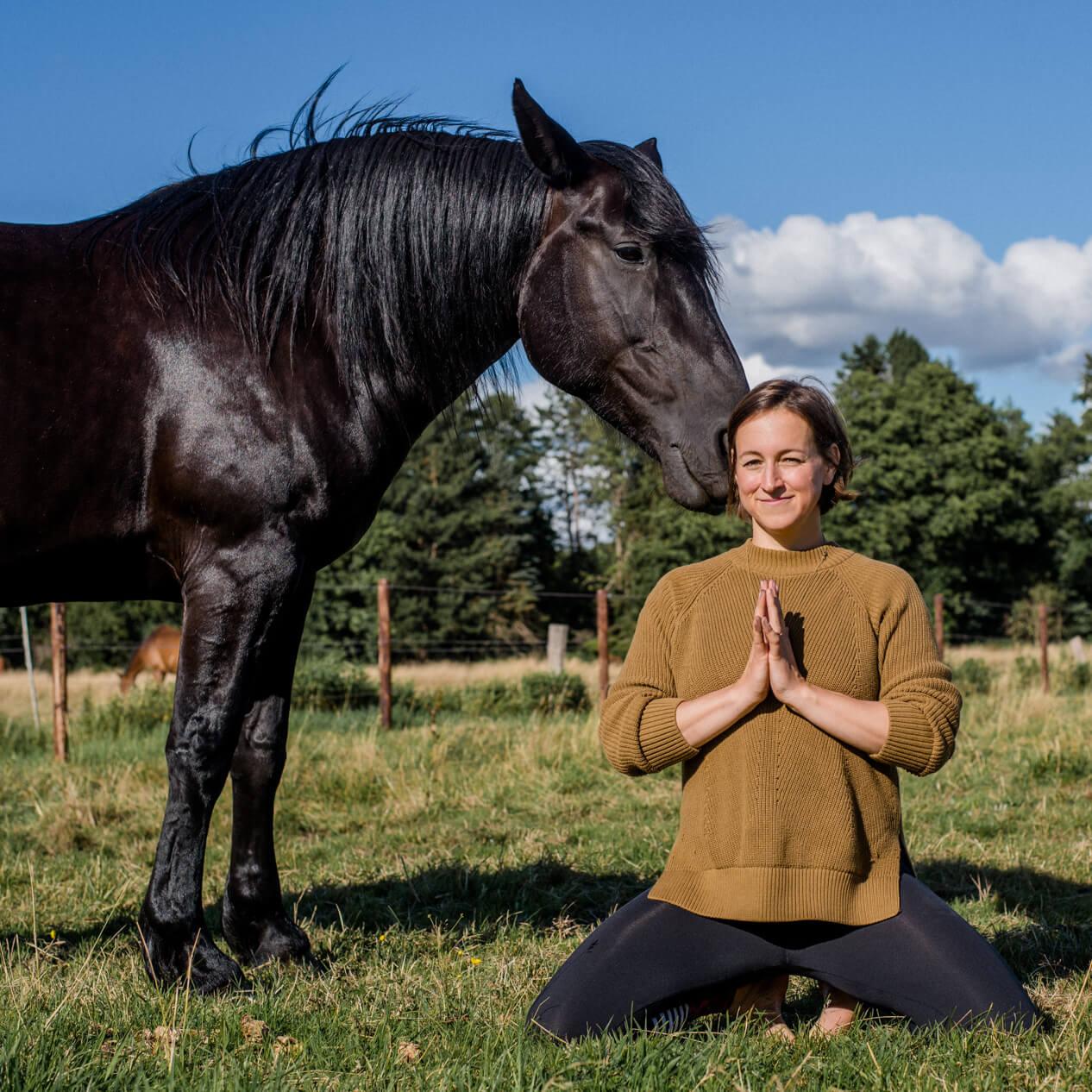 Yoga für Reiter – Dein Basiskurs
