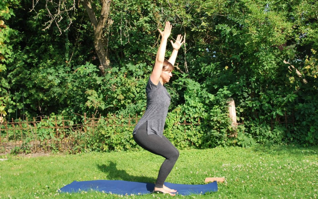 How yoga can make you a better rider